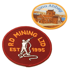 personalised patches